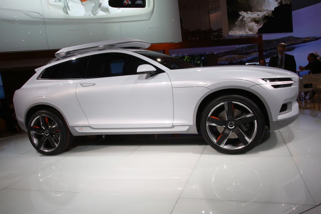 Das beste Konzeptauto: Volvo Concept XC Coupé