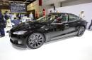 Elektroauto Tesla Model S schafft im Winter 206 Kilometer elektrisch