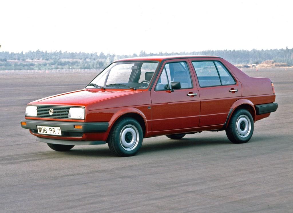 1984 brachte Volkswagen den Jetta II auf den Markt