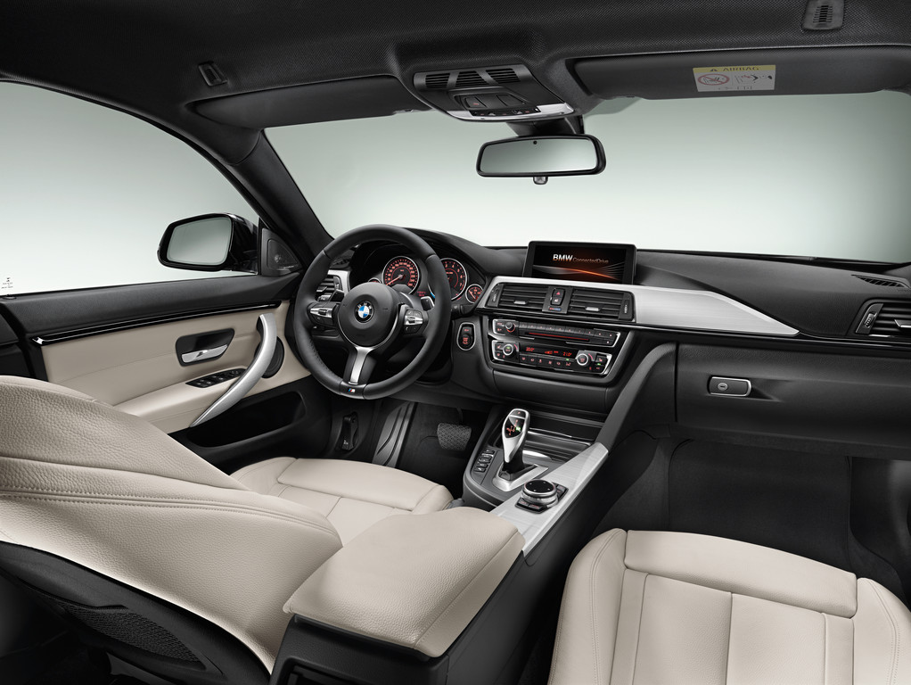 Galerie: Armaturenbrett BMW 4er Gran Coupé | Bilder und Fotos | {Armaturenbrett bmw 93}