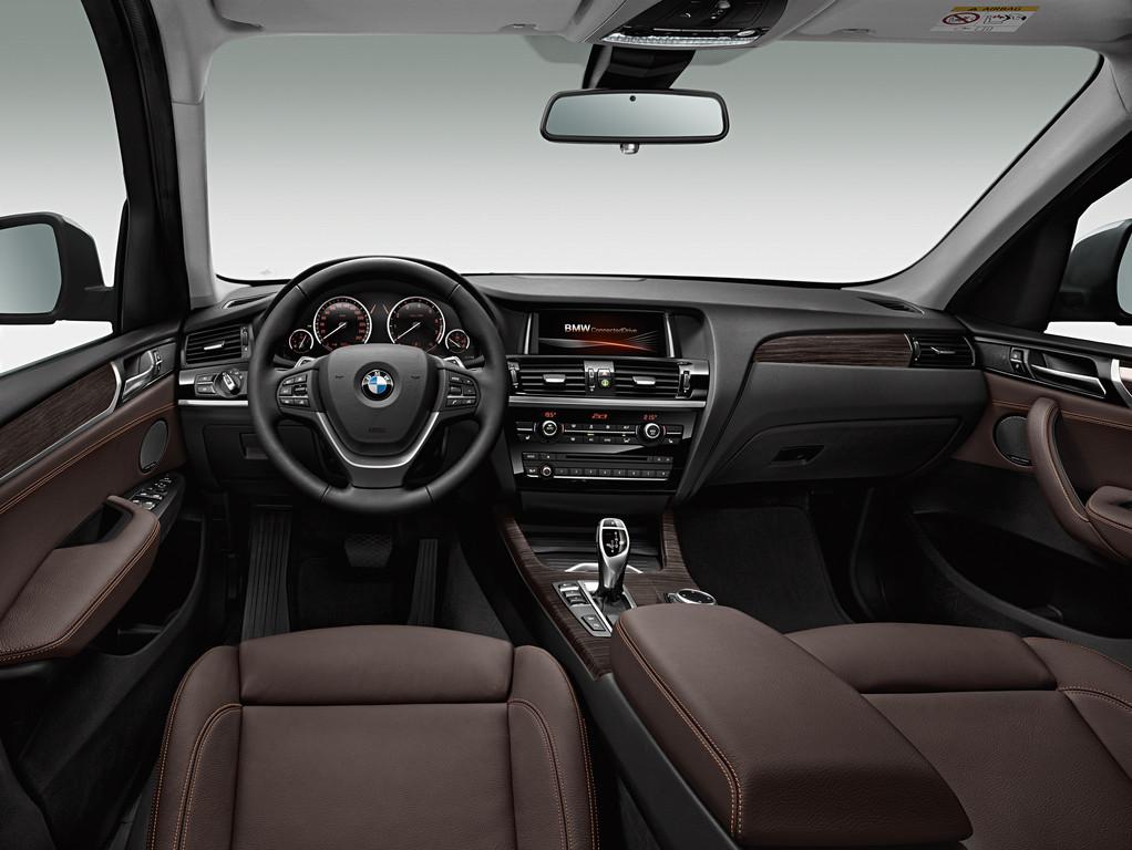 Galerie: Armaturenbrett BMW X3 Facelift | Bilder und Fotos | {Armaturenbrett bmw 34}
