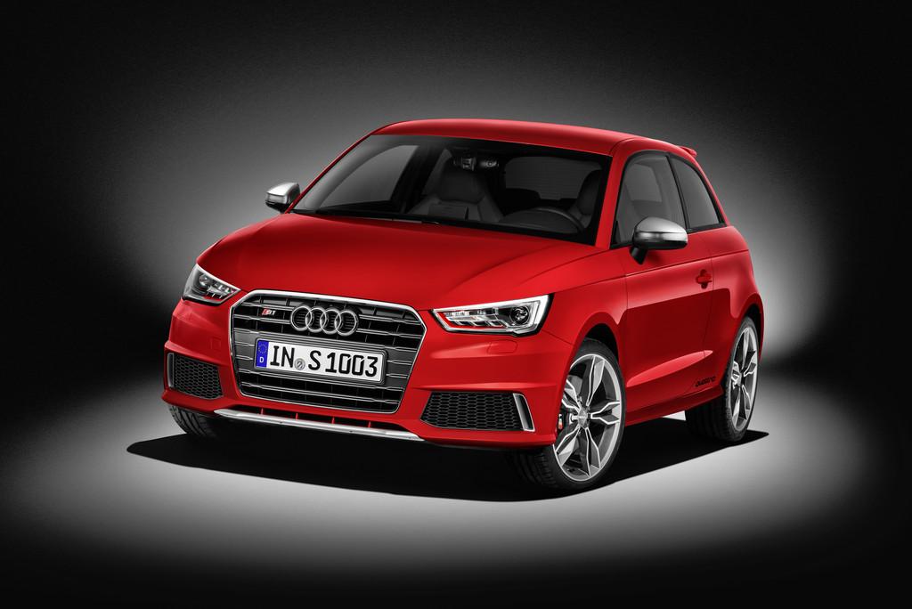 Der neue Audi S1 mit 310 mm Scheibenbremsen