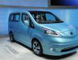 Dieses Nissan e-NV200 Concept fährt rein elektrisch