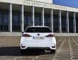 Der Heckspoiler des Facelift Lexus CT 200hLexus CT 200h