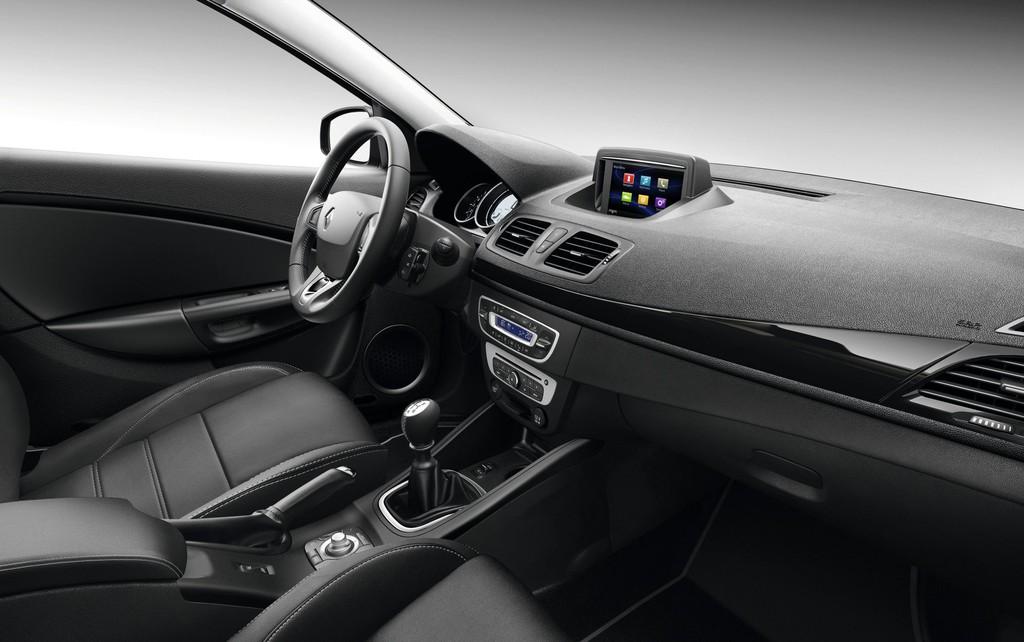 Das Cockpit des neuen Renault Mégane CC Modelljahr 2014