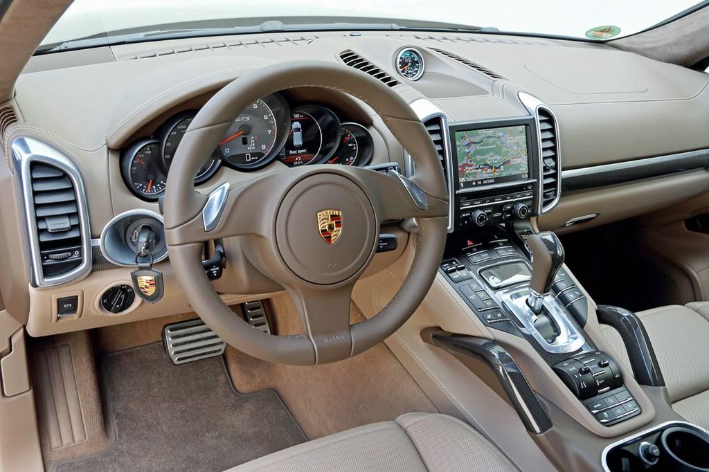 Luxus-Gefängnis für den Porsche Cayenne Einbrecher