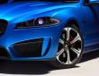 Die Felgen des Jaguar XFR-S Sportbrake sind 20 Zoll