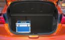 Der Kofferraum des Kia Pro Cee'd 1.6 GDI schluckt 380 Liter