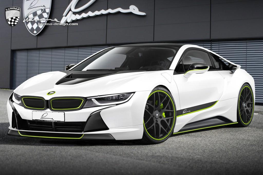 Tuning für den BMW i8: LUMMA CLR I8