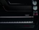 Die Heckklappe des Land Rover Discovery XXV mit einem logo