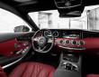 Das Cockpit des 2014er Mercedes-Benz S-Klasse Coupé