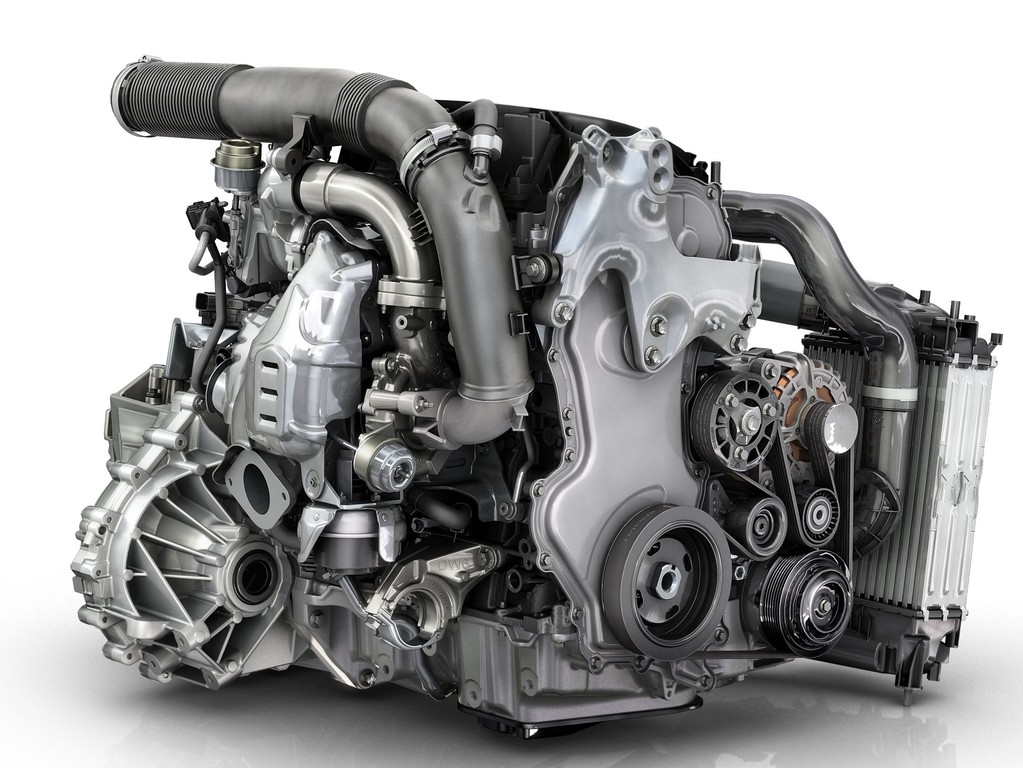 Renault Dieselmotor Energy dCi 160 Twin Turbo