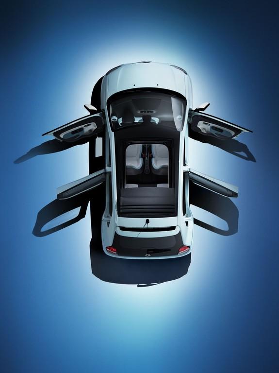 Das Faltschiebedach des neuen Renault Twingo 2014