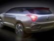 Konzeptauto SsangYong XLV ist für 2015 geplant
