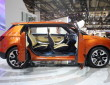 futuristisches Concept Car von Ssangyong: Der XIV in orange