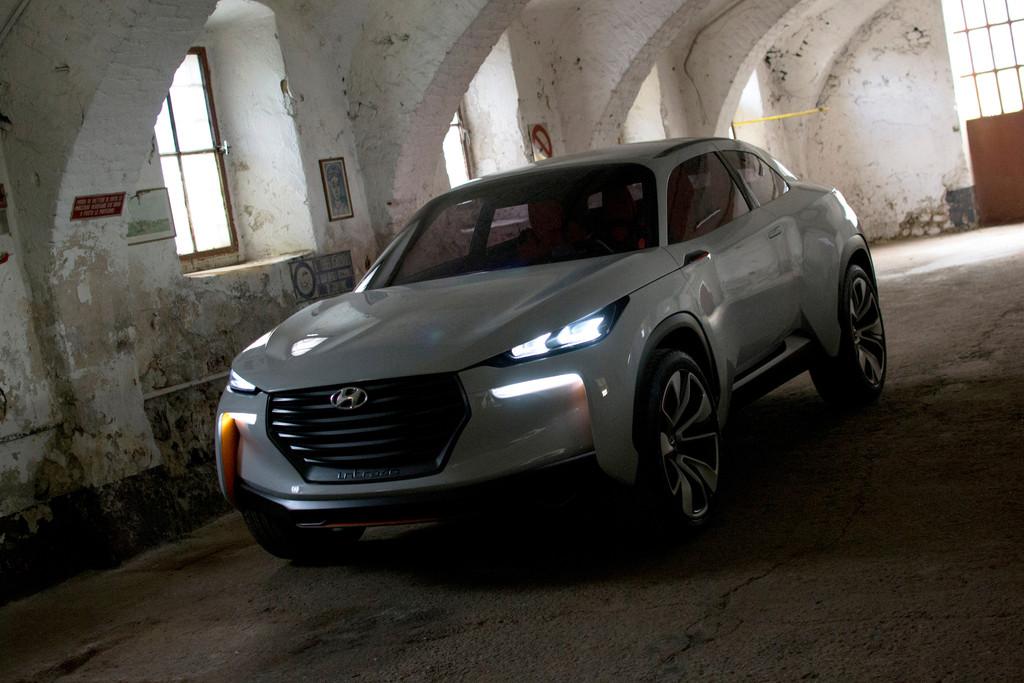 Konzeptauto Intrado von dem Hersteller Hyundai
