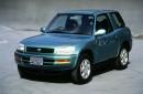 Die Elektroversion des Kompakt-SUV: Der Toyota RAV4 EV