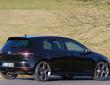 Volkswagen Golf R von B&B in schwarz mit mehr Leistung und Tuning