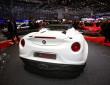 Alfa Romeo 4C Spider auf dem Genfer Automobil-Salon 2014