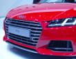 Der Grill des neuen Audi TT (2014)