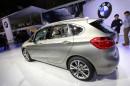 BMW präsentiert den neuen 2er Active Tourer auf Autosalon Genf 2014