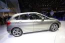 Der neue BMW 218d Active Tourer auf 2014er Genfer Autosalon