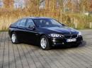 Der BMW 520d Efficient Dynamics als Limousine mit 184 PS
