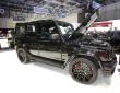 Power-Geländewagen Brabus G800 iBusiness mit 800 PS