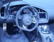 Das Cockpit des brandneuen Audi TT