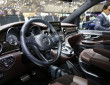 Das Cockpit der neuen Mercedes-Benz V-Klasse, Lenkrad