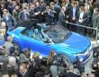 Präsentation der Studie T-ROC auf dem Genfer Auto-Salon 2014