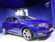 Auf der Automesse Genf zeigt der Hersteller Ford seinen neuen Focus