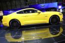 Präsentation des neuen Ford Mustang auf dem Genfer Auto-Salon 2014