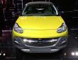 Auf der Automesse Genf zeigt Opel den neuen Adam Rocks in gelb