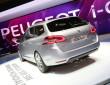 Präsentation des neuen Peugeot 308 SW auf dem Genfer Auto-Salon 2014