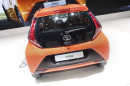 Toyota Aygo 2014 auf 2014er Genfer Autosalon