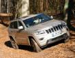 Der neue Jeep Grand Cherokee Overland im Gelände