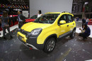 Fiat Panda Cross auf 2014er Genfer Autosalon