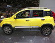 Präsentation des neuen Fiat Panda Cross auf dem Genfer Auto-Salon 2014
