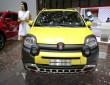 Auf der Automobilmesse Genf zeigt Fiat den neuen Cross Panda