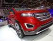 Ford präsentiert das neue Konzeptauto Edge auf Autosalon Genf 2014