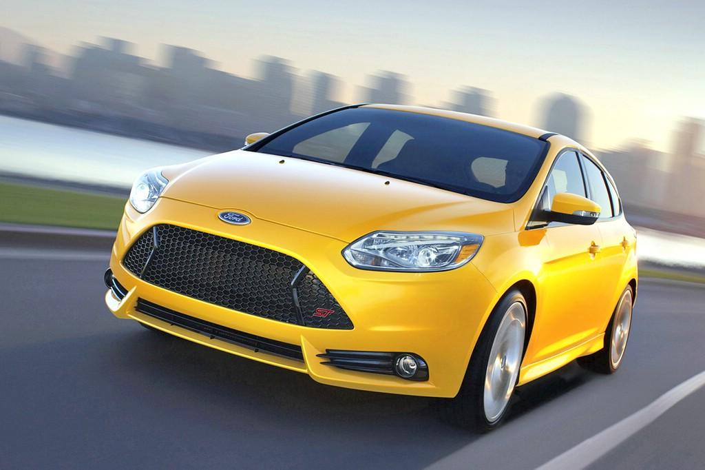 Als Diesel leistet der Ford Focus ST 185 PS