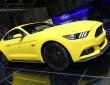Auf der Automesse Genf zeigt Ford den neuen Mustang