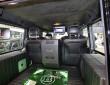 Keine Rücksitzbank mehr im Brabus G800 iBusiness