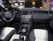 Das Innenleben des Sondermodells Land Rover Discovery XXV