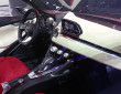 Der Innenraum des neuen Mazda Hazumi
