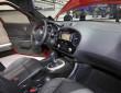 Der Innenraum des neuen Nissan Juke 2014