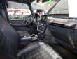 Fernsehen im Geländewagen Brabus G800 iBusiness