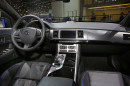Die Sitze des Sport-Kombis Jaguar XFR-S Sportbrake