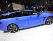 Jaguar präsentiert den neuen Kombi XFR-S Sportbrake auf Autosalon Genf 2014